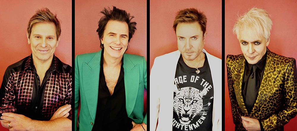 Duran Duran 2021