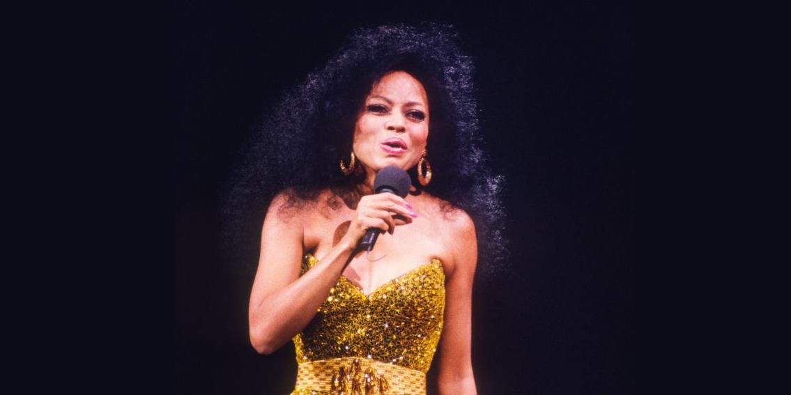 Diana Ross 1991