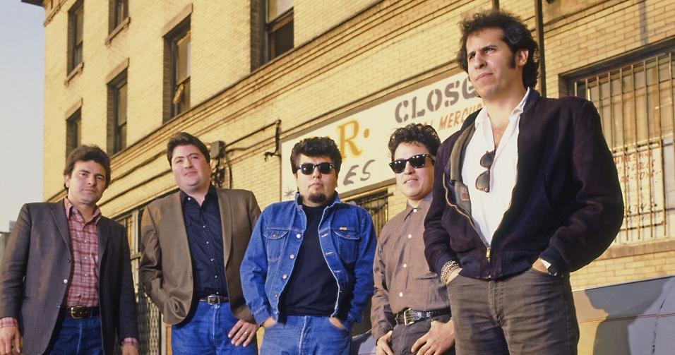 los lobos 1987