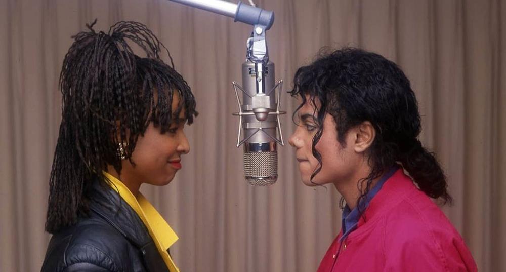 Michael Jackson Siedah Garrett