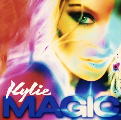 kylie magic single